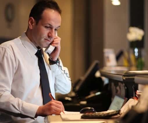 Curso de Asistente de Hotelería y Turismo