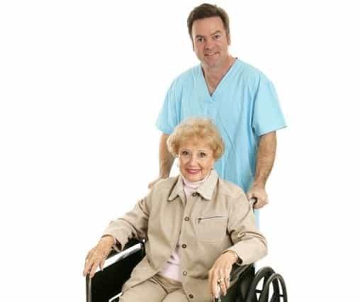 Curso de Auxiliar de Enfermería: Camillero