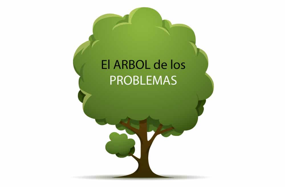 Cuento: El árbol de los problemas